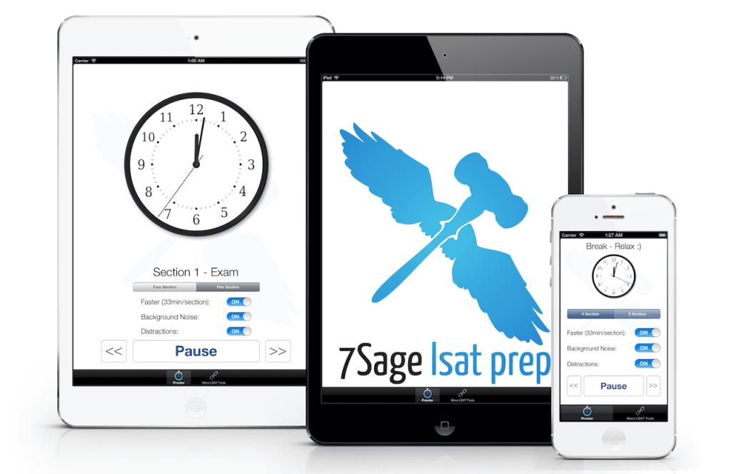 LSAT Proctor App